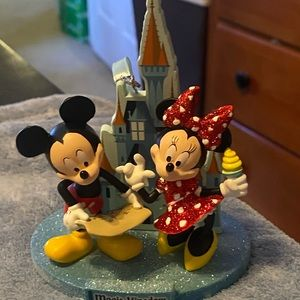 - Disney Mickey and Minnie mouse ornament